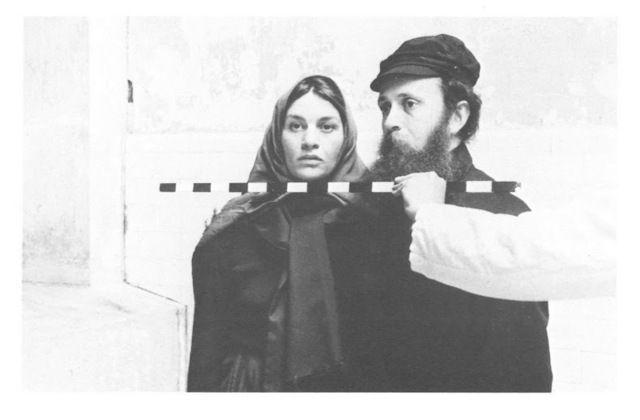 """Still aus """"Ellis Island"""" von Meredith Monk"""
