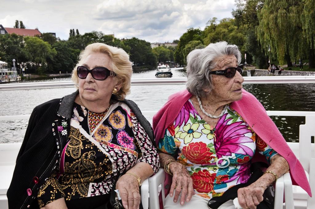 Regina Karolinski und Bella Katz (r.) verbindet mehr als eine langjährige Freundschaft